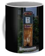 Esso Gas Pump Coffee Mug