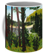 Estuary In Oregon Coffee Mug