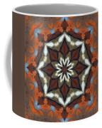 Estuary Sunrise Mandala Coffee Mug