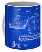 Etch A Sketch Patent 1959 - Blue Coffee Mug