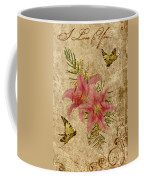 Eternal Love Message Coffee Mug
