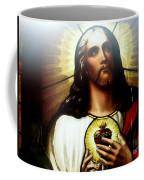 Ethereal Jesus Coffee Mug