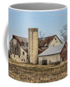 Ethridge Tennessee Amish Barn Coffee Mug