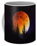 Ettenmoors Moon Coffee Mug by C Steele