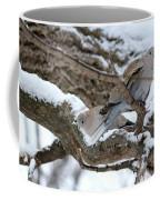Eurasian  Collard Doves Coffee Mug