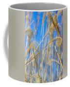 Eulalia Grass Native To East Asia Coffee Mug