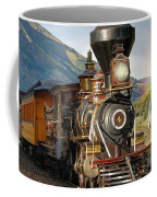 Eureka Rainbow Pan Coffee Mug