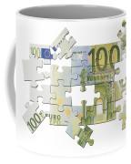 Euro Puzzle Coffee Mug