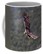European Flying Sea Eagle 4 Coffee Mug