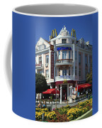 European Mcdonalds Coffee Mug