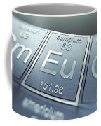 Europium Chemical Element Coffee Mug