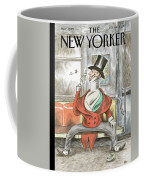 Eustace Spreads Coffee Mug