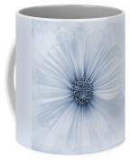 Evanescent Cyanotype Coffee Mug by John Edwards