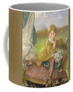 Evelyn Coffee Mug by Annie Louisa Swynnerton