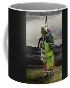 Evelyn In Color Coffee Mug