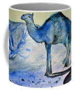 Even Camels Get The Blues Coffee Mug