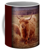 Even Cape Breton Cattle Have Character Coffee Mug