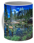 Evening At Cathedral Lakes Coffee Mug
