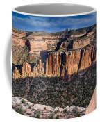 Evening At Colorado National Monument Coffee Mug