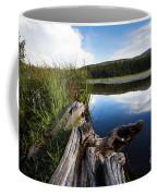 Evening At Red Rock Lake Coffee Mug