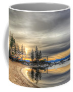 Evening At Sand Harbor Coffee Mug