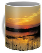 Evening At The Lake Coffee Mug