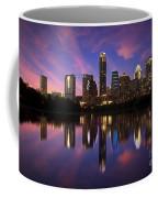 Evening Blue Austin Coffee Mug