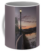 Evening By The River Coffee Mug