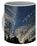 Evening Flock Coffee Mug