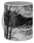 Evening Great Falls Maine Coffee Mug