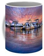 Evening Harbor Coffee Mug