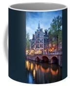 Evening In Amsterdam Coffee Mug