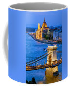 Evening In Budapest Coffee Mug