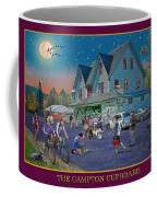 Evening In Campton Village Coffee Mug