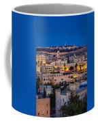 Evening In Jerusalem Coffee Mug