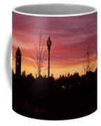 Evening In Riverfront Park Coffee Mug