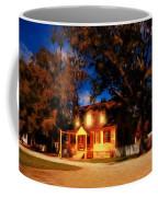 Evening In Small Town U. S. A. Coffee Mug