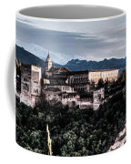 Evening In The Alhambra Coffee Mug
