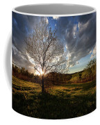 Evening In The Park Coffee Mug