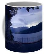Evening Light At Inversnaid Coffee Mug
