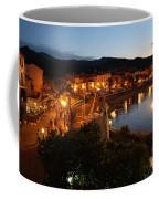 Evening Light In Collioure Coffee Mug