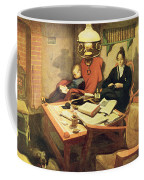 Evening Light, Pub. In Lasst Licht Coffee Mug