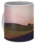 Evening Near Viola Coffee Mug
