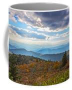 Evening On The Blue Ridge Parkway Coffee Mug