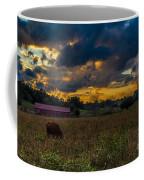 Evening On The Farm One Coffee Mug