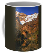 Evening On The Great Divide Painted Coffee Mug