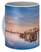 Evening On The Humboldt Bay Coffee Mug