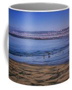 Evening Peace On Coronado Beach Coffee Mug