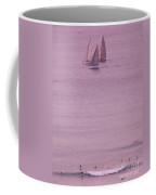 Evening Pink Coffee Mug