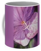 Evening Primrose Flower Coffee Mug